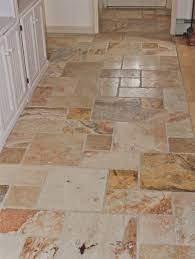 Kitchen Floor Tile Ideas With White Cabinets Brown Tiled Kitchen Floors Brown Marble Tile Kitchen