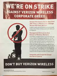 Verizon Coverage Map Alaska by Verizon Strikers Calling For Boycott Of Verizon Wireless Fortune Com