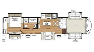 Fifth Wheel Bunkhouse Floor Plans Michigan Sandpiper Rv Dealer Sandpiper Rv Sales