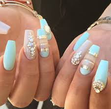 these have to be my favorite gahhhhh blue art of nails