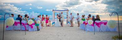 florida beach wedding packages 727 475 2272