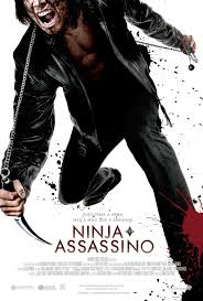 Ninja Assassino DVD-Rip – Dublado – 2010