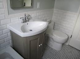 small bathroom white tile ideas nice black and with closet beside nice vanity bathtub small floortile bit brick half bath design vintage inspired ideas bathroom home depot vanities