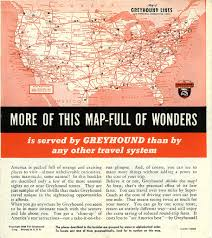 Greyhound Routes Map by Transit Maps