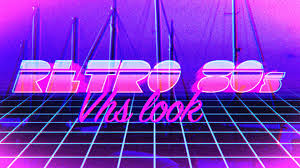 vhs retro 80s effect after effects tutorial preview youtube