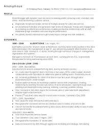 Retail Resume Example  Retail Industry Sample Resumes Retail Resume  retail industry resume example