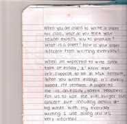 Myself As A Writer Essay   MCR Writing Service adisaratours com How do you introduce yourself as a writer