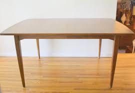 Mid Century Modern Dining Room Tables Mid Century Modern Dining Table By Kipp Stewart For Drexel