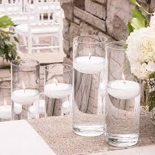 Black Centerpiece Vases by 10 Inch Glass Cylinder Vase