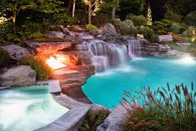 exterior pools nature jungles waterfalls jungle creek awesome