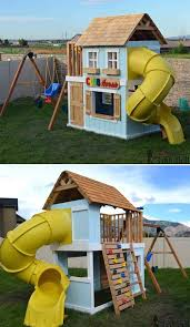 Backyards For Kids by 16 Fabulous Backyard Playhouses Sure To Delight Your Kids