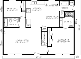 1 Bedroom Modular Homes Floor Plans by Home Arlington 99703k Kingsley Modular Floor Plan Fairmont