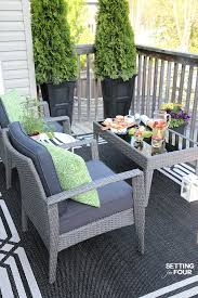 How To Clean Outdoor Patio Furniture by How To Clean U0026 Preserve Resin Wicker Furniture In 3 Steps