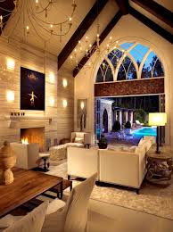 kitchen cathedral ceiling home inspiring vaulted ceiling living