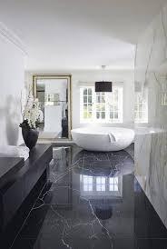 bathroom black marble floor tile black marble bathroom