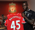 Mario Balotelli joins LIVERPOOL for ��16million from AC Milan on.