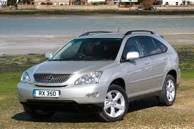 lexus uk rx lexus rx350 2006 car review honest john