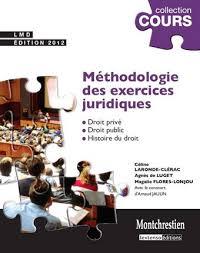 M  thodologie des exercices juridiques   Lextenso editions Lextenso editions