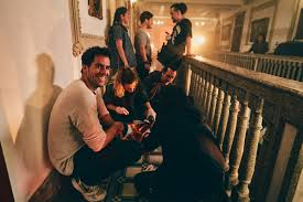 work at halloween horror nights watch filmmaker eli roth u0027s commercial directorial debut for