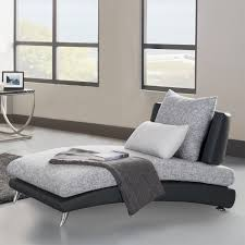 modern chaise lounge sofa bedroom modern chaise lounge chairs with black leather and grey