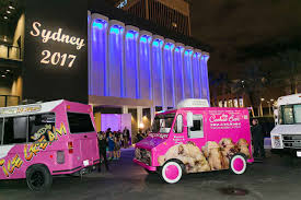 cookies ice cream and purple bat mitzvah design dreams