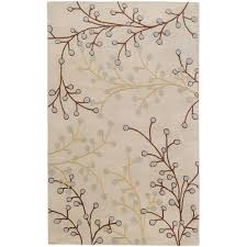 Area Rug 12 X 15 Artistic Weavers Bari Ivory 6 Ft X 9 Ft Area Rug Sar 5008 The
