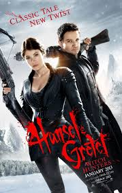 ver hansel and gretel witch hunters