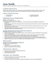 Best It Resume Sample by How To Write A Career Objective On A Resume Resume Genius