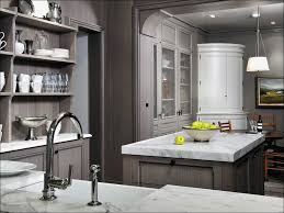 kitchen white stained cabinets light grey kitchen cabinets blue