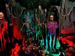 bedroom adorable halloween outdoor party ideas scary haunted