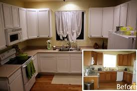 Enamel Kitchen Cabinets by Painted Kitchen Cabinets