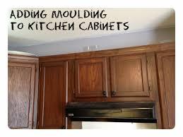 news adding trim to cabinets on add trim to update kitchen