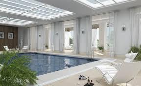 In Door Pool by Indoor Pools