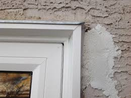 How To Replace A House Window Replacement Windows And Broken Stucco
