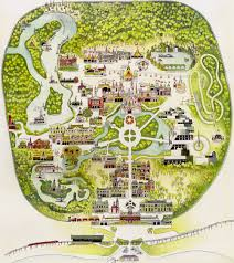 Printable Map Of Disney World A Map Of The World U2014 Sean Adams