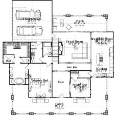 bungalow style house plan 4 beds 3 00 baths 3326 sq ft plan 63 404