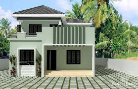 traditional sloping roof 3bhk kerala house design indian home