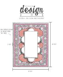 Rug Sizes For Living Room Rug Size Guide U2013 Caitlin Wilson