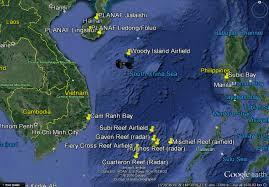 China Google Maps by Can China Enforce A South China Sea Adiz