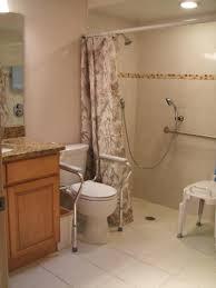 bathroom enchanting handicap bathroom design for your home ideas