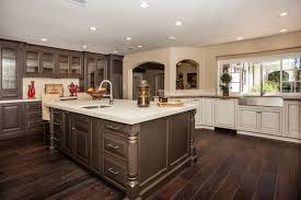 distressed white kitchen cabinets vintage design ideas lovely