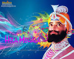 Wallpapers Backgrounds - Sikh Gurus Wallpapers Sri Gobind Singh Desi3dcolorworld Picture