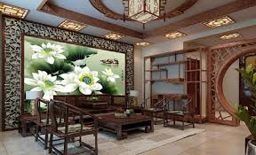 Asia  Setting Up Examples And China  Interior Design - Interior design chinese style