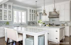 Kitchen Hutch With Glass Cabinet Doors See More Photo Credit James - Kitchen cabinet with glass doors