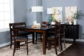 Counter Height Dining Room Tables by Rocco 9 Piece Extension Counter Set Living Spaces