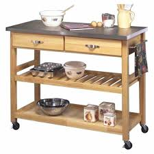original cottage mobile kitchen island cart 414405 sauder