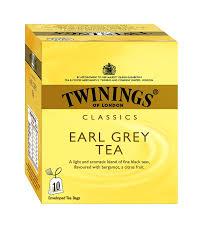 twinings earl grey tea 10 tea bags amazon in grocery u0026 gourmet