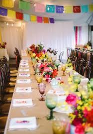 Rainbow Wedding Centerpieces by Cinco De Mayo Weddings Colourful Weddings Pinterest Wedding