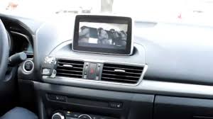 mzd connect add audio u0026 video interface from aux mazda 3 youtube