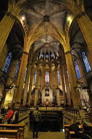 Catedral de la Santa Cruz y Santa Eulalia de Barcelona